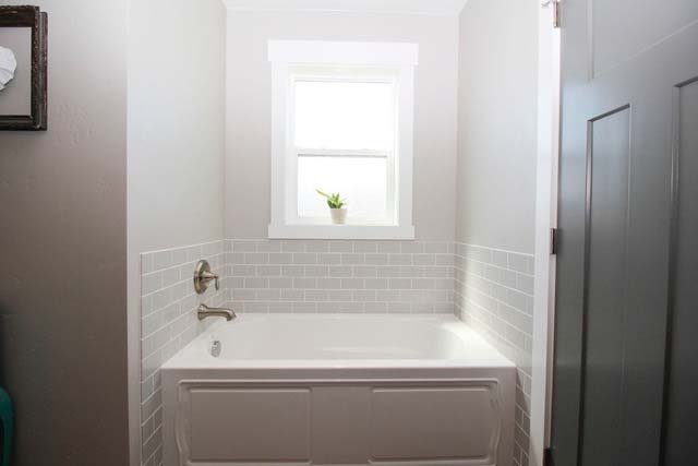 Castleton Custom Home Master Bathtub