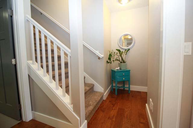Castleton Custom Home Stairs
