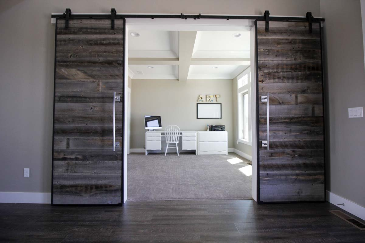 Overland Custom Barn Doors
