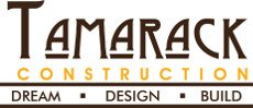 Built By Tamarack Logo